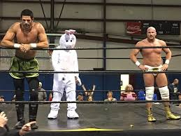 Even on a random indy show, Adam Rose knows he will never escape The Bunny  : SquaredCircle