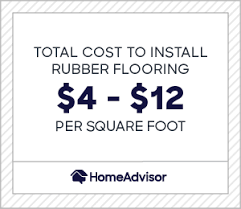 2020 rubber flooring costs gym floor