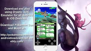 How to Emulate Pokémon Sun Games on Your iOS Phone - video dailymotion