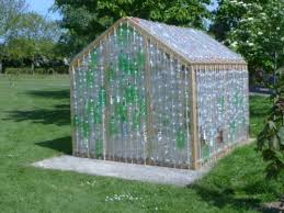 plastic bottles greenhouse how to