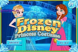 frozen disney princess costume make up