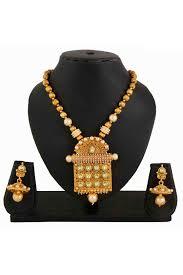 square pendant necklace earrings set