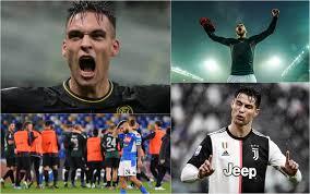 Risultati Serie A: video, gol e highlights della 14^ giornata ...