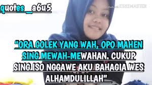 quotes cinta bahasa jawa part