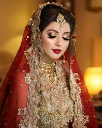 latest bridal makeup wedding ideas