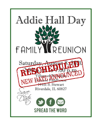 Addie Hall Family Reunion - Posts | Facebook