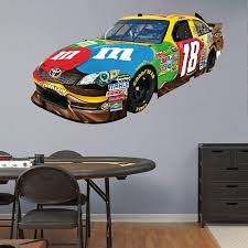 2012 Kyle Busch 18 Car Real Big Fathead