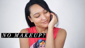 no makeup challenge for two weeks are