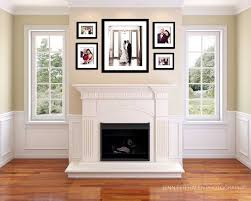 picture your picture decor fireplace