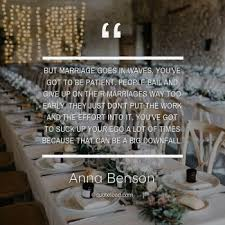 get best quotes by anna benson to share