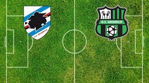 Formazioni ufficiali Sampdoria-Sassuolo