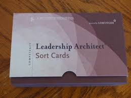 leadership architect sort card deck