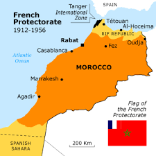 languages of Morocco : French & Morocco
