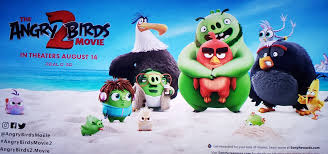 Angry Birds 2 Movie Review - Pretty in Baby Food