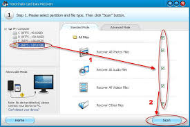 recover corrupt files from flash drive