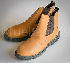 sherpa oil tanned leather safety boots