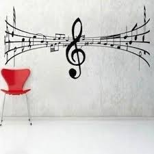 Music Symbol Wall Decal Trendy Wall Designs Wall Decals Music Wall Stickers Music Wall Decal