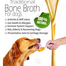 scottish canine bone broth beef 500ml