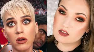 katy perry swish swish makeup tutorial