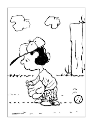 Snoopy Kleurplaat Printen 16