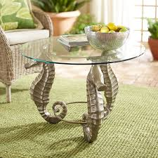 seahorse coffee table by pier1 goodglance
