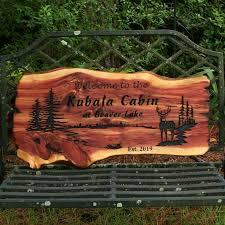 Live Edge Sign Cedar Design Your Sign Custom Wooden Sign Carved Sign Rustic Sign Farm Name Persona Custom Wooden Signs Wooden Signs Cedar Cladding