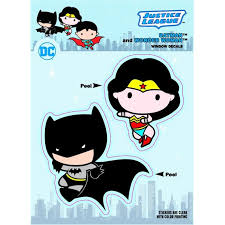 Batman Chibi Dc Comics Decal Wall Car Truck Window Laptop Vinyl Sticker 10