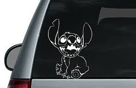 Stitch Car Decal 1 89 Dealsan