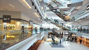most famous malls and department s