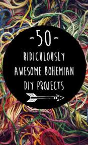 diy bohemian projects diy boho hippie
