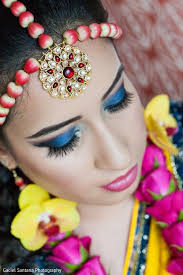 bridal jewelry makeup photo 70303
