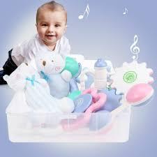 Giá bán SET đồ chơi phát triển kỹ năng cơ bản cho bé dưới 1 tuổi Gorygeo  Baby Hàn Quốc