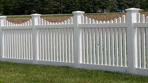 Vinyl Fence Big Jerry S Fencing Fence Company Nc Fl