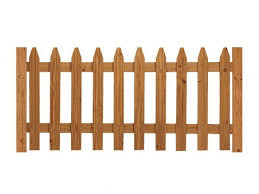 Pressure Treated Cedar Tone Moulded Fence Post