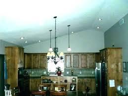 slanted ceiling inspiring pendant