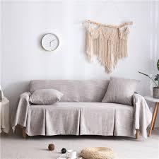 simple style slipcover cotton linen