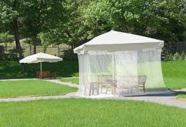 1 Outdoor Mosquito Net By NATURO -The Largest Double Bed Mosquito ...