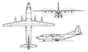 ANTONOV An-12 - SKYbrary Aviation Safety