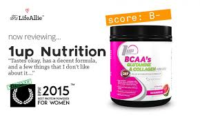1up nutrition her bcaa review just
