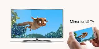 how to mirror the screen on lg smart tv