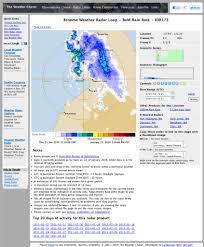 Broome Weather Radar Loop - BoM Rain ...