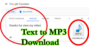download google translate voice in mp3 ...