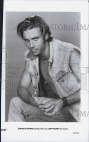Actor Jeff Fahey as Duane in a role Vintage Photo Print | Historic ...