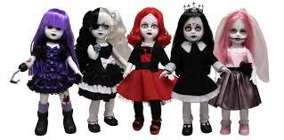 living dead dolls series 28 ruby