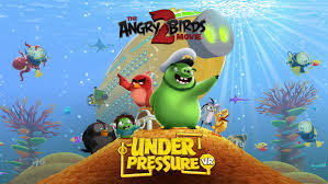 The Angry Birds Movie 2 VR: Under Pressure - THE VR GRID