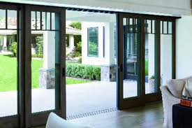 Save space and add more natural light with sliding doors Pella Windows & Doors of Eastern Iowa