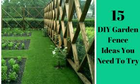 Benefits Of Garden Fence Ideas Decorifusta