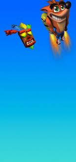 crash bandicoot by st3b90 galaxy s10