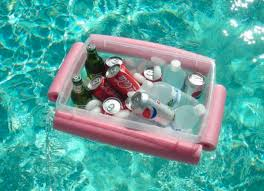 floating cooler easy how to make diy