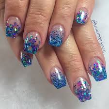 115 acrylic nail designs to fascinate